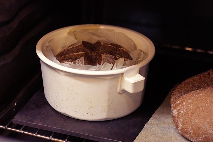 Meter la cazuela en el horno y después de 30 m retirar la tapa
