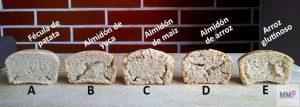 test almidones