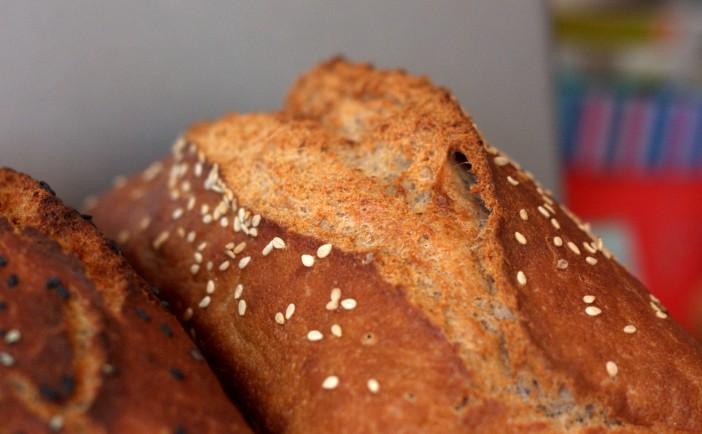 Greña en pan sin gluten