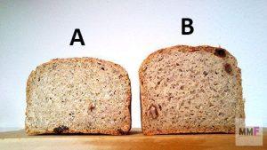 Hidratacion de los panes