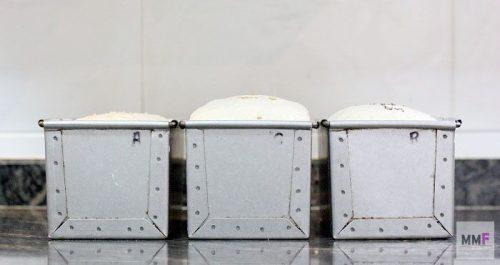 fermentando en molde