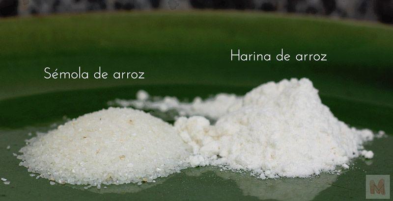 Efecto de las harinas gruesas