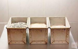 Masas en moldes