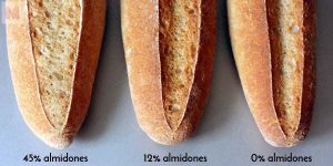 almidones y fermentación greña