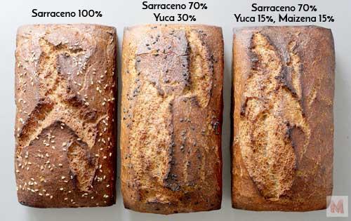 trigo sarraceno sarraceno-enteros