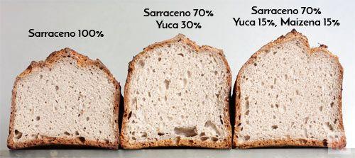 trigo sarraceno sarraceno-miga