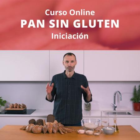 Curso Online Iniciación al Pan sin Gluten